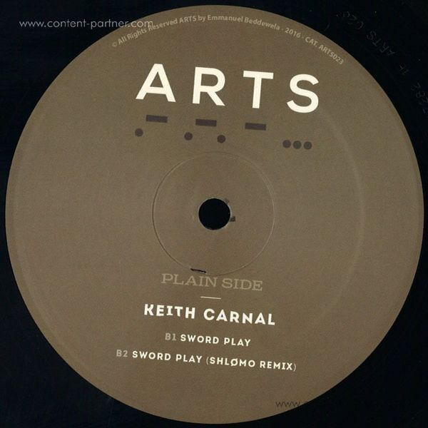 Keith Carnal - Illusion (Back)
