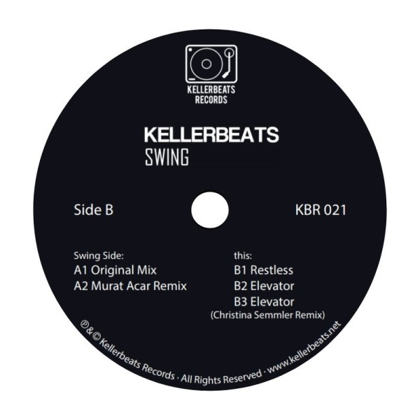 Kellerbeats - Swing (Back)