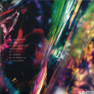 Kelly Moran - Ultraviolet (Gatefold LP+MP3) (Back)