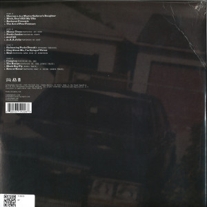 Kendrick Lamar - good kid, m.A.A.d city (2LP repress) (Back)