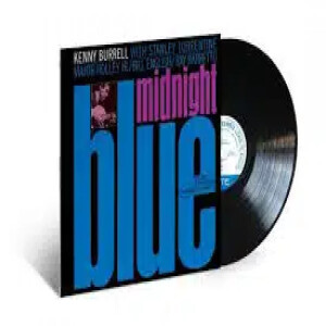 Kenny Burrell - Midnight Blue (CLassic Vinyl Reissue Series)