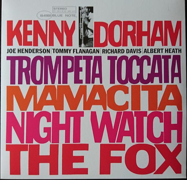 Kenny Dorham - Trompeta Toccata (180g Reissue LP)