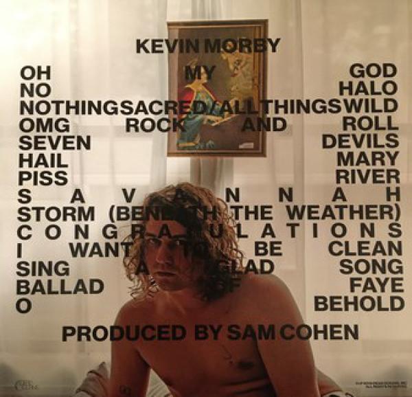 Kevin Morby - Oh My God (Ltd. Ed. Sky Blue Vinyl 2LP) (Back)