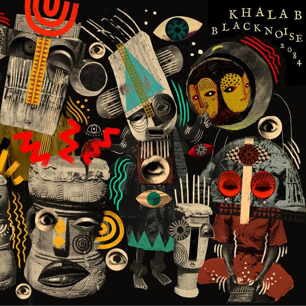 Khalab - Black Noise 2084 (LP)