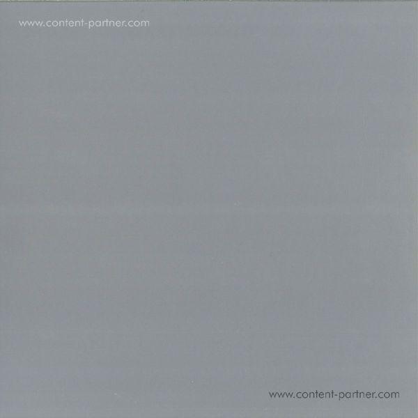 "Khaliphonic - 04 Peaman: War 12"" (Back)"