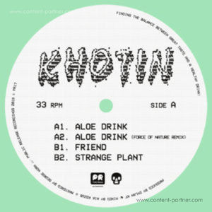 Khotin - Aloe Drink (Incl. Force Of Nature Remix)