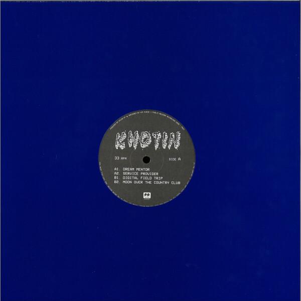 Khotin - Dream Mentor (Back)