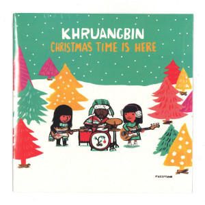 Khruangbin - Christmas Time Is Here (Ltd. Green Vinyl)