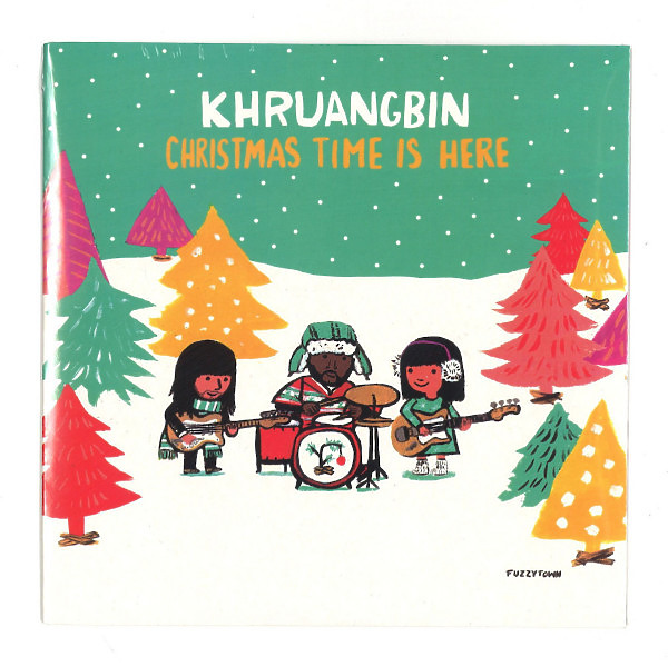 Khruangbin - Christmas Time Is Here (Ltd. Green Vinyl)