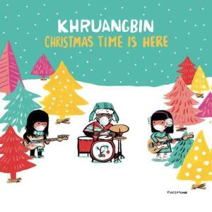 Khruangbin - Christmas Time Is Here (Ltd. Red Vinyl, Covid Art)