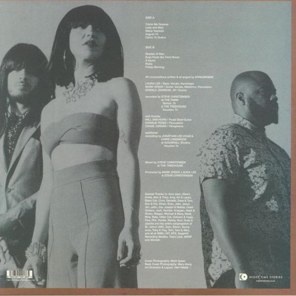 Khruangbin - Con Todo El Mundo (180g LP+MP3) (Back)
