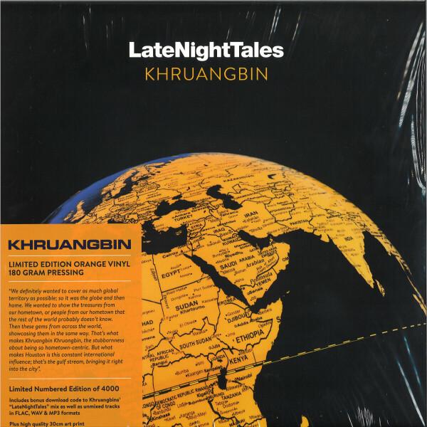 Khruangbin - Late Night Tales (180g 2LP)