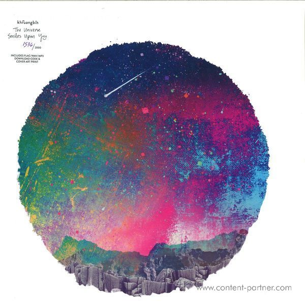 Khruangbin - The Universe Smiles Upon You (180g Black)