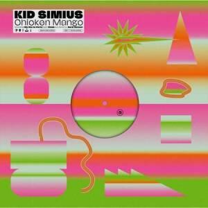 """Kid Simius - Mango Chicken (Transp. Orange Vinyl 12"""")"""