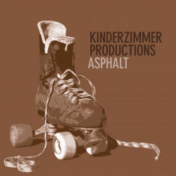 Kinderzimmer Productions - Asphalt (Reissue LP)