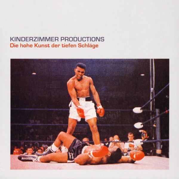 Kinderzimmer Productions - Die hohe Kunst der tiefen Schläge (Reissue LP)