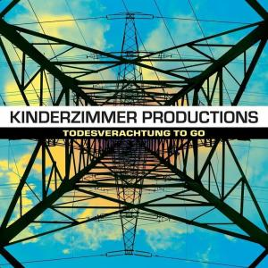 Kinderzimmer Productions - Todesverachtung To Go (Ltd. Blue Vinyl LP)