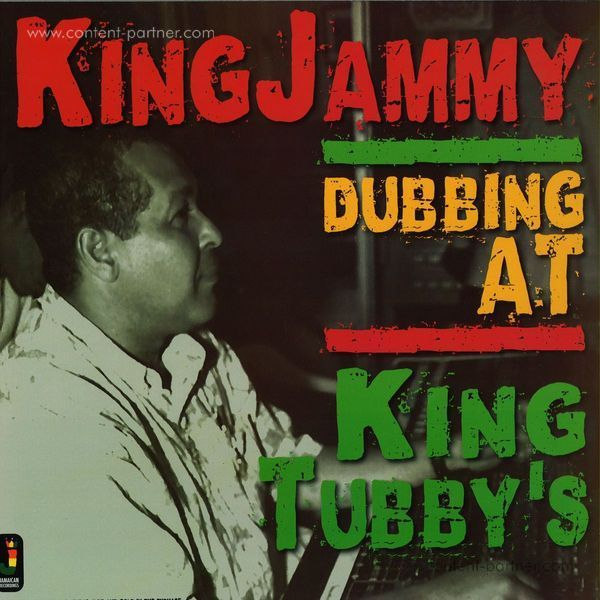 King Jammy - Dubbing At King Tubby's