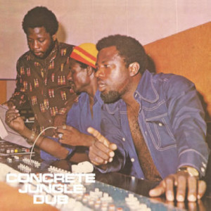 King Tubby (Feat. Riley All Stars) - Concrete Jungle Dub (LP)