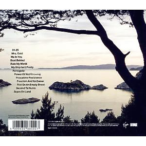 Kings Of Convenience - Declaration Of Dependence (Back)