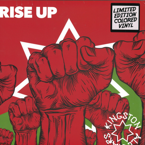 Kingston All Stars - Rise Up (Limited Colored Edition)
