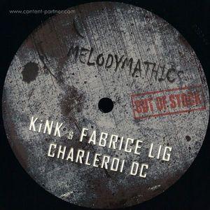 Kink & Fabrice Lig - Charleroi Dc Ep