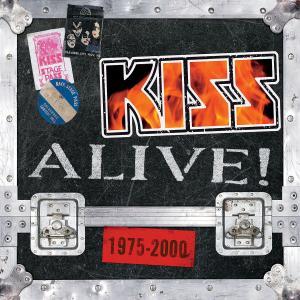 Kiss - Alive! 1975-2000 (Boxset)