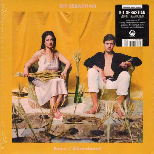 "Kit Sebastian - Ennui / Abandoned (7"")"