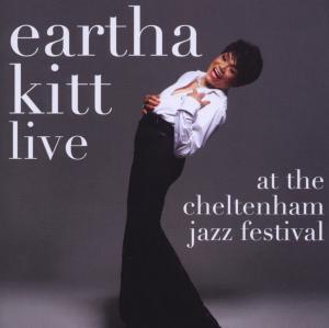 Kitt,Eartha - Live At Cheltenham Jazz Festival