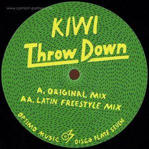 Kiwi - Throw Down