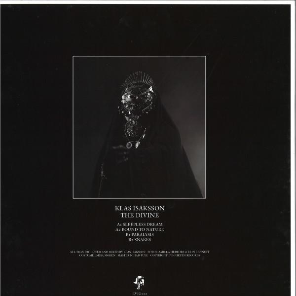 Klas Isaksson - The Divine (Back)