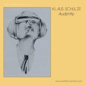 Klaus Schulze - Audentity (Remastered 2017 2LP)