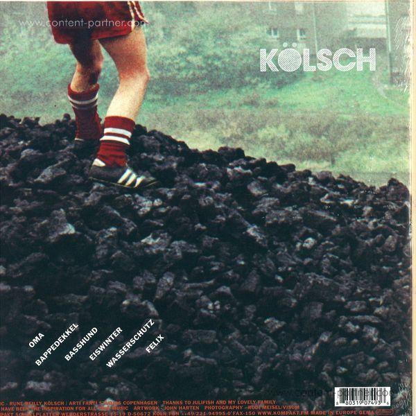 Kölsch - 1977 (Back)