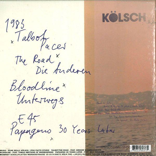 Kölsch - 1983 (Back)
