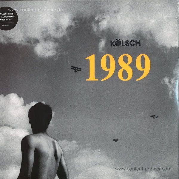 Kölsch - 1989 (2LP + Download Code)
