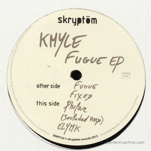 Kmyle - Fugue EP