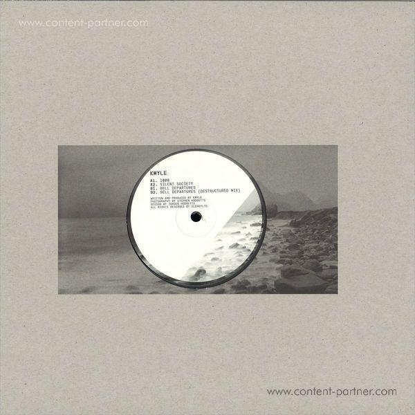 Kmyle - Paradigm of Society EP (Back)
