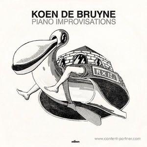 Koen De Bruyne - Piano Improvisations (RSD 2017 Release)
