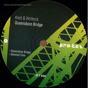 Koett & Wellbeck - Queensboro Bridge Ep