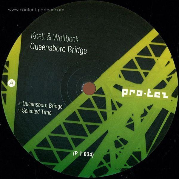 Koett & Wellbeck - Queensboro Bridge Ep