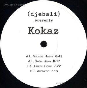 Kokaz - Ep Swoy Rmx