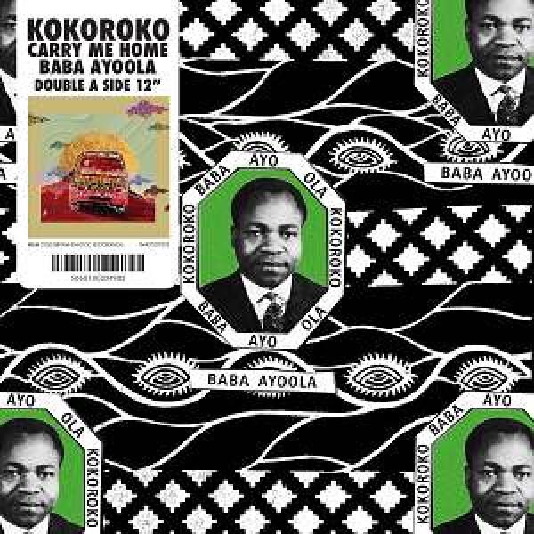Kokoroko - Baba Ayoola / Carry Me Home