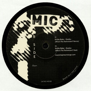Kolida Babo - Exodus Remixes - Coby Sey & Who's The Technician?