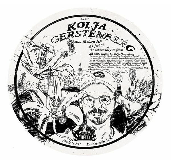 Kolja Gerstenberg - Sedowa EP