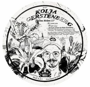 Kolja Gerstenberg - Sedowa EP (Back)