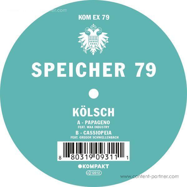 Kolsch - Speicher 79 (Back in)