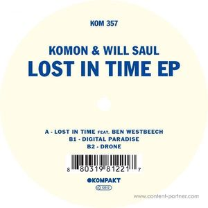 Komon & Will Saul - Lost in Time Ep