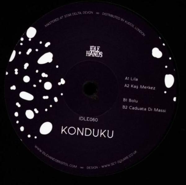 Konduku - Lila (Back)