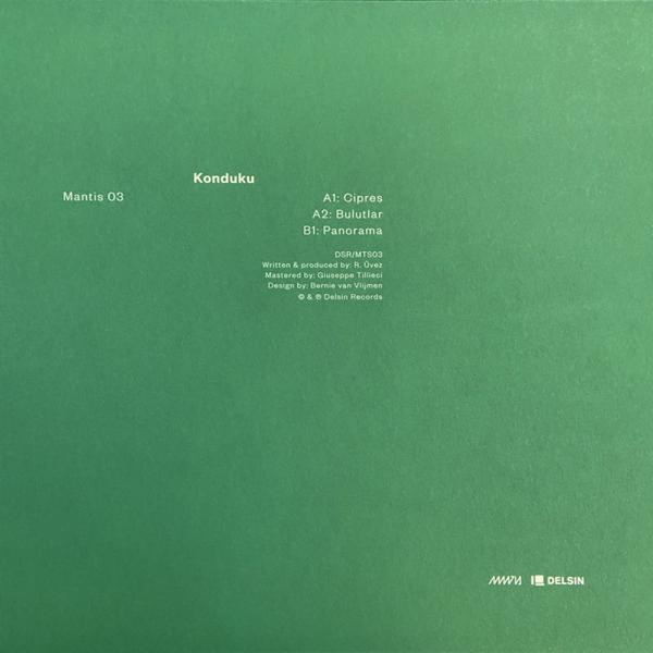 Konduku - Mantis 03 (Back)