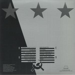 Konstruktivists - Glennascaul (Back)